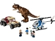 Set No: 76941  Name: Carnotaurus Dinosaur Chase