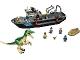 Set No: 76942  Name: Baryonyx Dinosaur Boat Escape