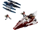 Set No: 7751  Name: Ahsoka's Starfighter and Vulture Droid