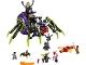 Set No: 80022  Name: Spider Queen's Arachnoid Base