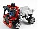 Set No: 8065  Name: Mini Container Truck