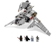 Set No: 8096  Name: Emperor Palpatine's Shuttle