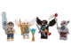 Set No: 850779  Name: Legends of Chima Minifigure Accessory Set