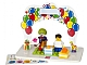 Set No: 850791  Name: Minifigure Birthday Set