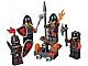 Set No: 850889  Name: Castle Dragons Accessory Set blister pack