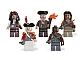 Set No: 853219  Name: Pirates of the Caribbean Battle Pack blister pack