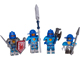 Set No: 853515  Name: Knights Army blister pack