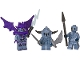 Set No: 853677  Name: Stone Monsters Accessory Set blister pack