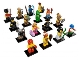 Set No: 8805  Name: Minifigure, Series 5 (Complete Series of 16 Complete Minifigure Sets)