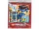 Set No: 892175  Name: Ninjago Jay foil pack #8