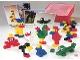 Set No: 9055  Name: DUPLO Basic Set - Animals
