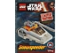 Set No: 911506  Name: Snowspeeder - Mini foil pack #1