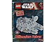 Set No: 911607  Name: Millennium Falcon - Mini foil pack #1