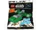 Set No: 911618  Name: Flash Speeder - Mini foil pack