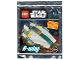 Set No: 911724  Name: A-wing - Mini foil pack #1