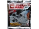Set No: 911728  Name: First Order - Mini Snowspeeder foil pack