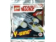 Set No: 911730  Name: Y-wing - Mini foil pack