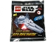 Set No: 912058  Name: Darth Maul's Sith Infiltrator foil pack