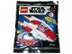 Set No: 912060  Name: A-wing - Mini foil pack #2