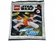 Set No: 912063  Name: Resistance X-wing - Mini foil pack