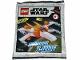 Set No: 912063  Name: Resistance X-wing - Mini foil pack
