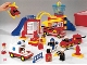 Set No: 9181  Name: Duplo Fire and Rescue