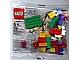 Set No: 9338  Name: Serious Play Mini Kit polybag