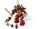 Set No: 9448  Name: Samurai Mech
