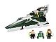 Lot ID: 204153024  Set No: 9498  Name: Saesee Tiin's Jedi Starfighter