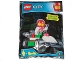 Set No: 951807  Name: Race Driver and Go-kart foil pack