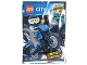Set No: 951808  Name: Policeman and Motorcycle foil pack #1