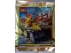 Set No: 952102  Name: Builder with Epic Digger foil pack