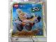 Set No: 952108  Name: Stuntman with Quad foil pack