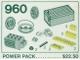 Set No: 960  Name: Power Pack