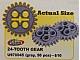 Set No: 970045  Name: 24-Tooth Gear