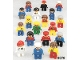 Set No: 9979  Name: Duplo People/Family Workers