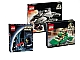 Set No: VP  Name: Star Wars Value Pack with Free LEGO Backpack (K-Mart Australia Exclusive)