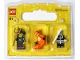 Set No: bam202003  Name: Build-a-Minifigure (BAM) 2020 Set 3 blister pack