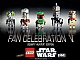 Set No: celeb2010  Name: CubeDude - Bounty Hunter Edition - Star Wars Fan Celebration V Exclusive
