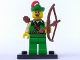 Set No: col01  Name: Forestman, Series 1 (Complete Set with Stand and Accessories)