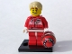 Set No: col03  Name: Race Car Driver, Series 3 (Complete Set with Stand and Accessories)
