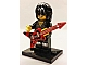 Set No: col12  Name: Rock Star, Series 12 (Complete Set with Stand and Accessories)