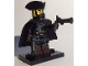 Set No: col17  Name: The Mystery Man (Highwayman), Series 17 (Complete Set with Stand and Accessories)