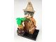 Set No: colhp2  Name: Professor Pomona Sprout, Harry Potter, Series 2 (Complete Set with Stand and Accessories)