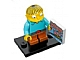 Set No: colsim  Name: Ralph Wiggum, The Simpsons, Series 1 (Complete Set with Stand and Accessories)