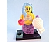 Set No: coltlm  Name: Marsha Queen of the Mermaids, The LEGO Movie (Complete Set with Stand and Accessories)