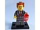 Set No: coltlm  Name: President Business, The LEGO Movie (Complete Set with Stand and Accessories)