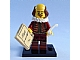 Set No: coltlm  Name: William Shakespeare, The LEGO Movie (Complete Set with Stand and Accessories)