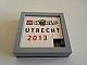 Set No: lwp07  Name: LEGO World Utrecht Puzzle Promo 2013