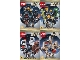 Set No: swminifigs  Name: Star Wars Minifigure Packs 4-Pack